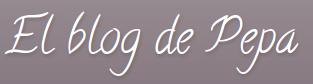 El blog de Pepa