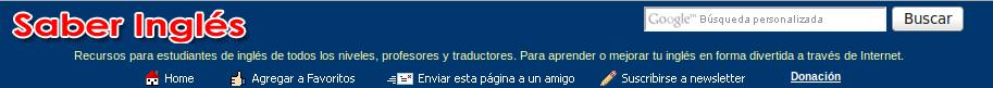 Saberinglés.com