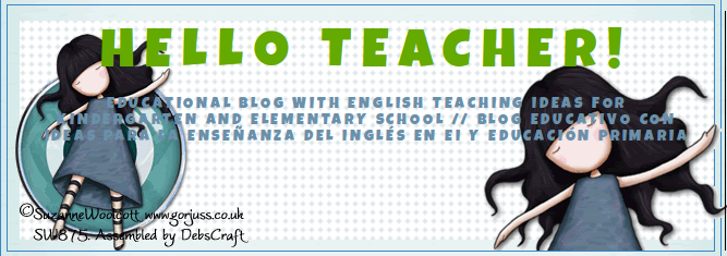 Hello Teacher Blogue de inglés do CEIP de Conmeniño