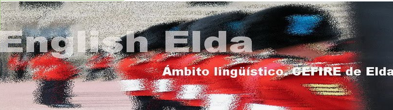 English Elda Ámbito lingüístico CEFIRE de Elda